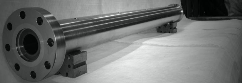 Extruder Barrel